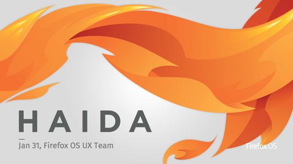 Firefox OS Haida