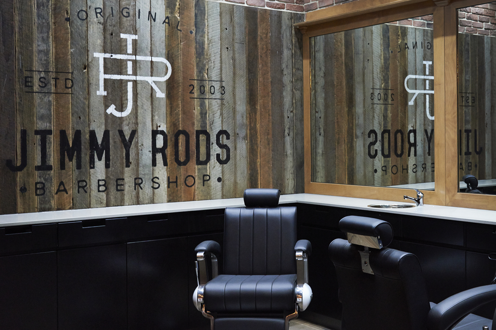 Jimmy Rods | Store Fitout