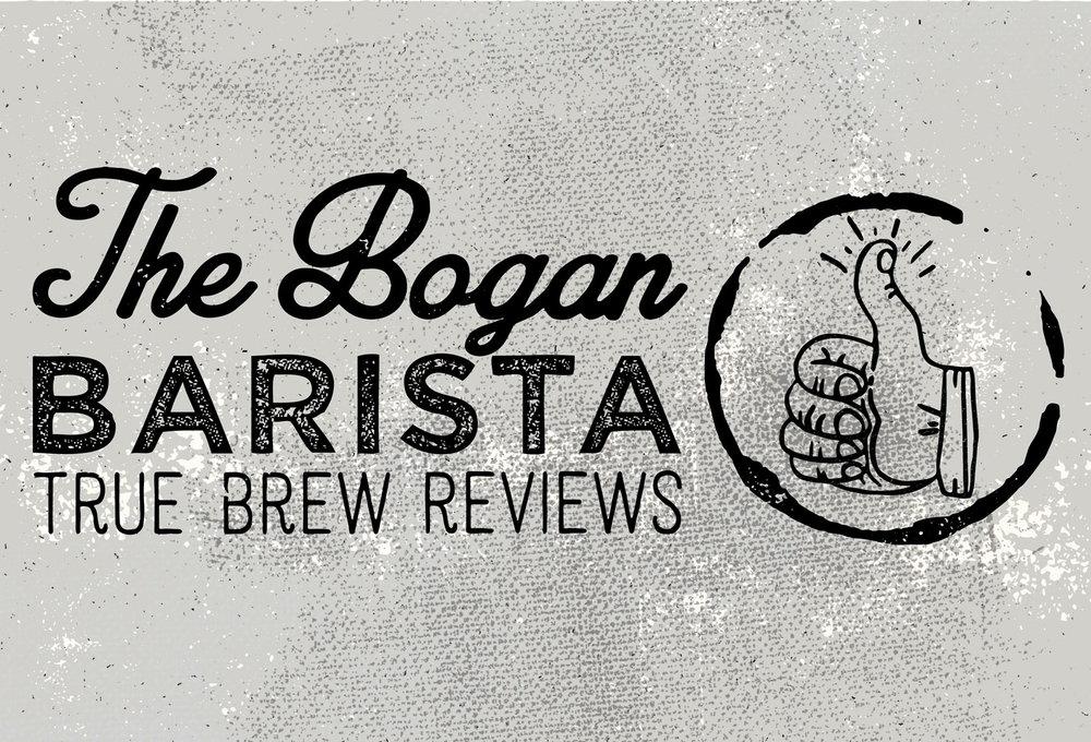 The Bogan Barista Logo