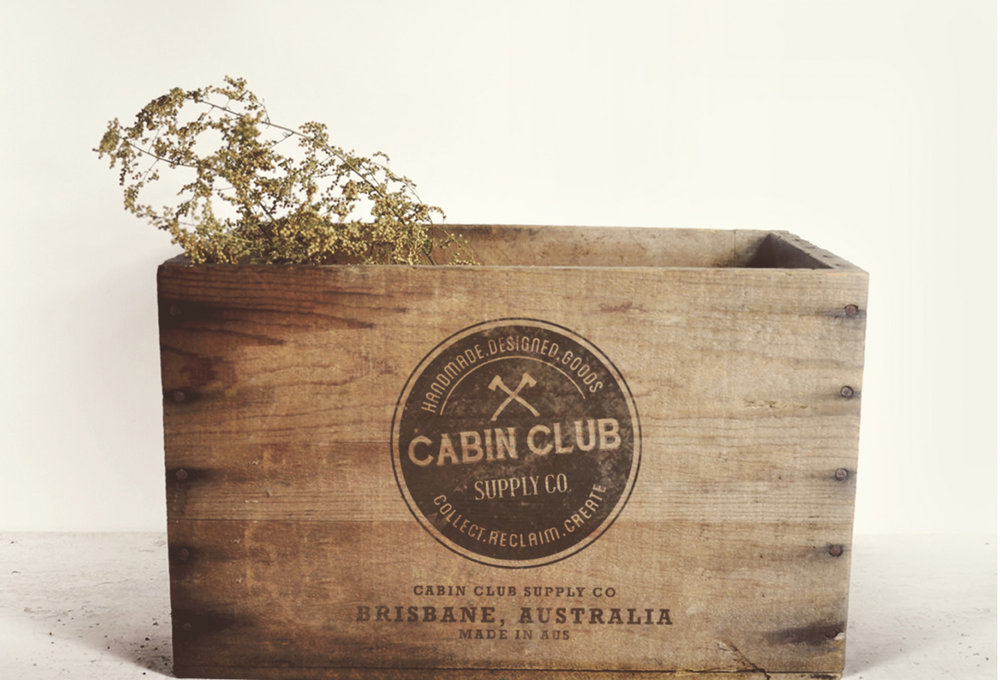 Cabin Club | Reclaimed Timber Box