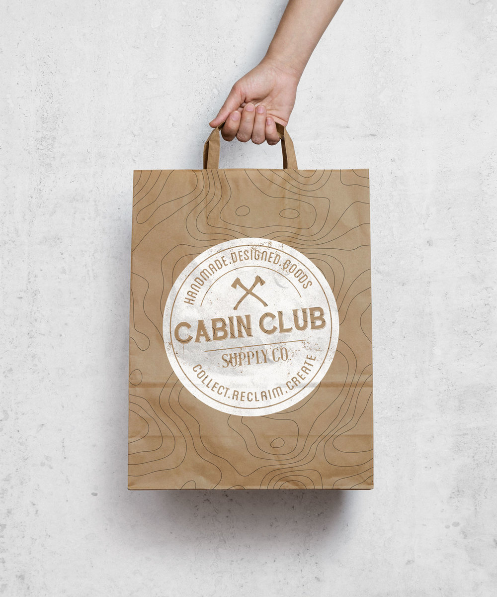 Cabin Club | Brown Bag