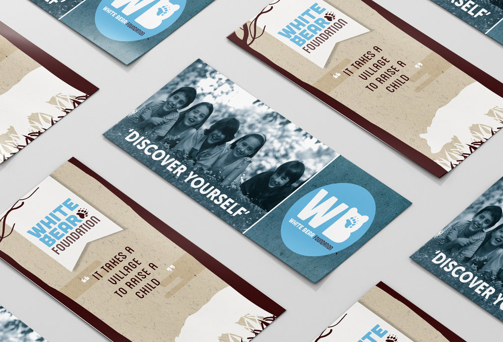 White Bear Foundation | Bookmark