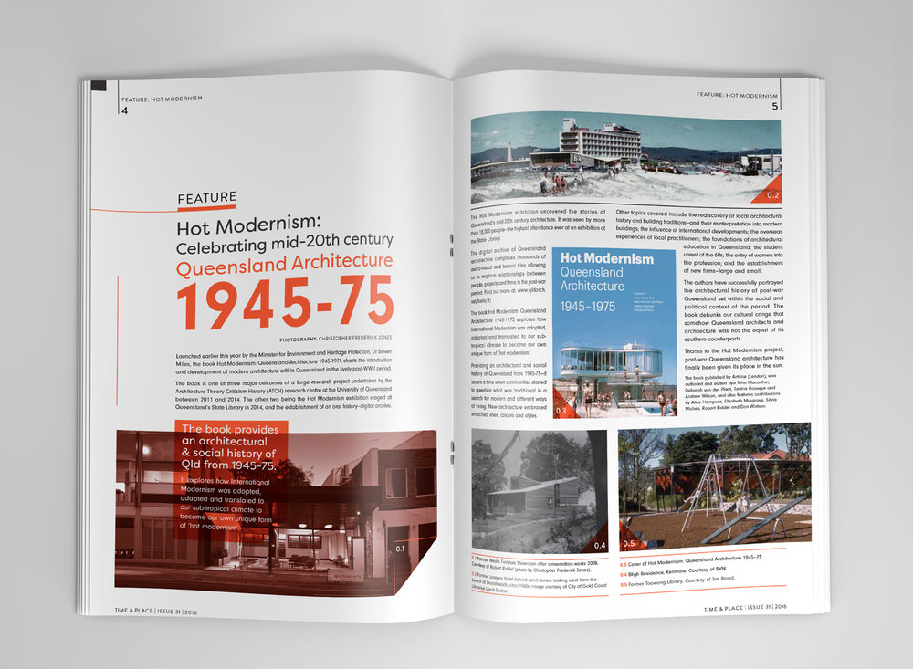 Qld Government   Queensland Heritage Council Time and Place Magazine