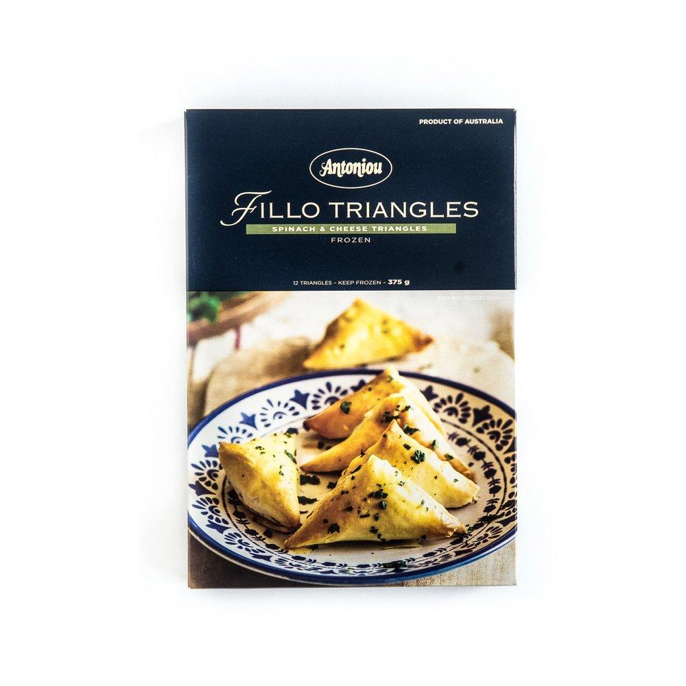 Antoniou-Fillo-Pastry-Triangles