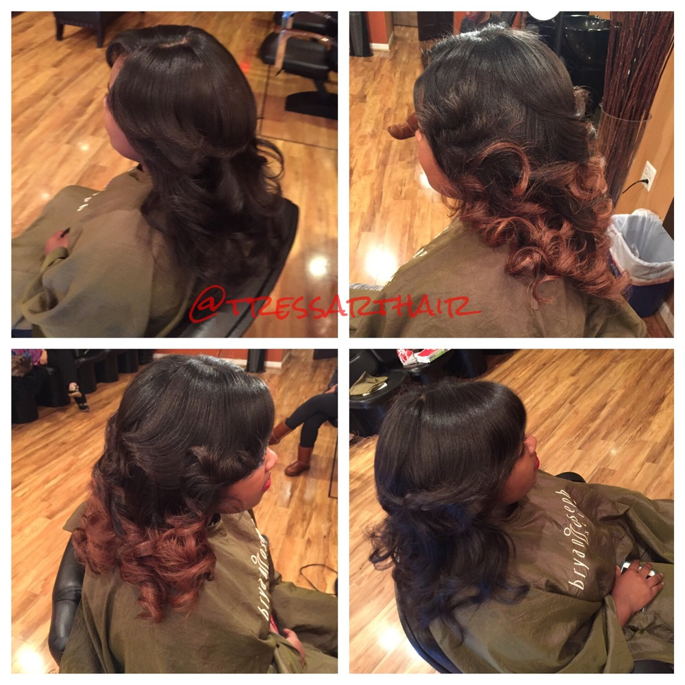 Partial Sew-in extensions