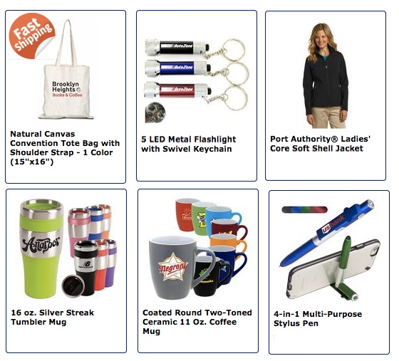 Useful Promotional Products