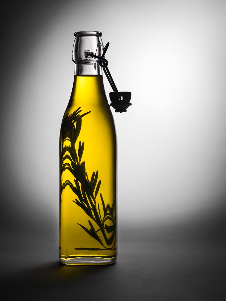 Still Life: Olive Oil