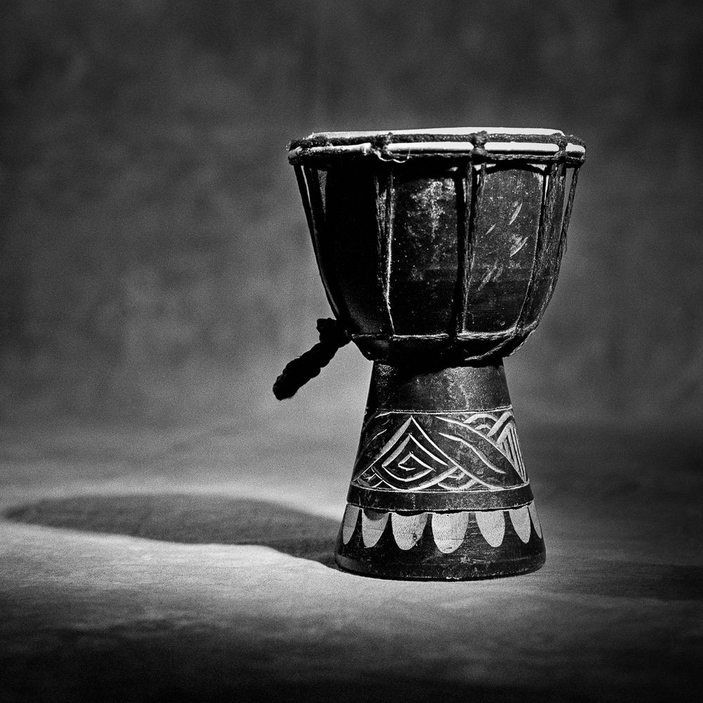 African Finger Drum