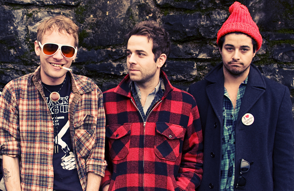 Middle Brother:   John J. McCauley III (DEER TICK), Taylor Goldsmith (DAWES), Matt Vasquez (DELTA SPIRIT)