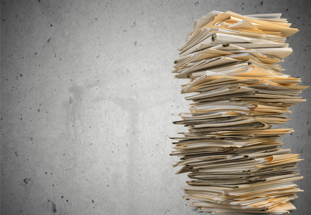 Roeser CPA Blog on Document Retention