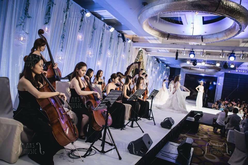 2016台北君悅酒店婚禮展 獨家樂團