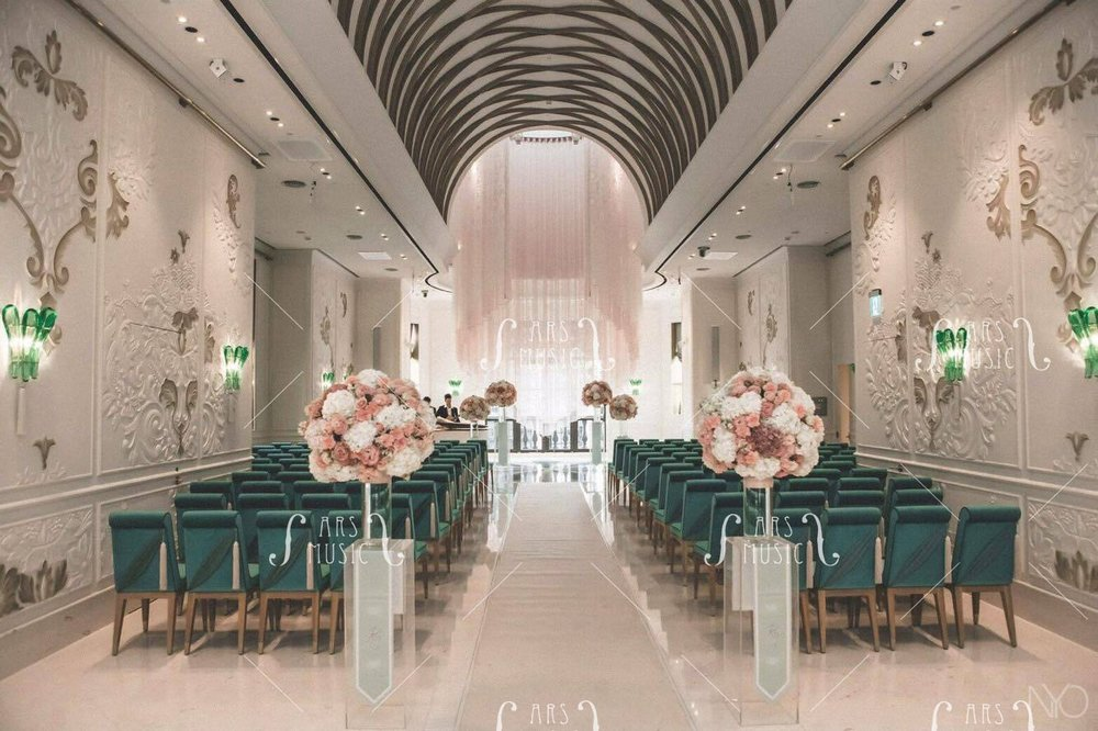 台北文華東方酒店 婚禮樂團