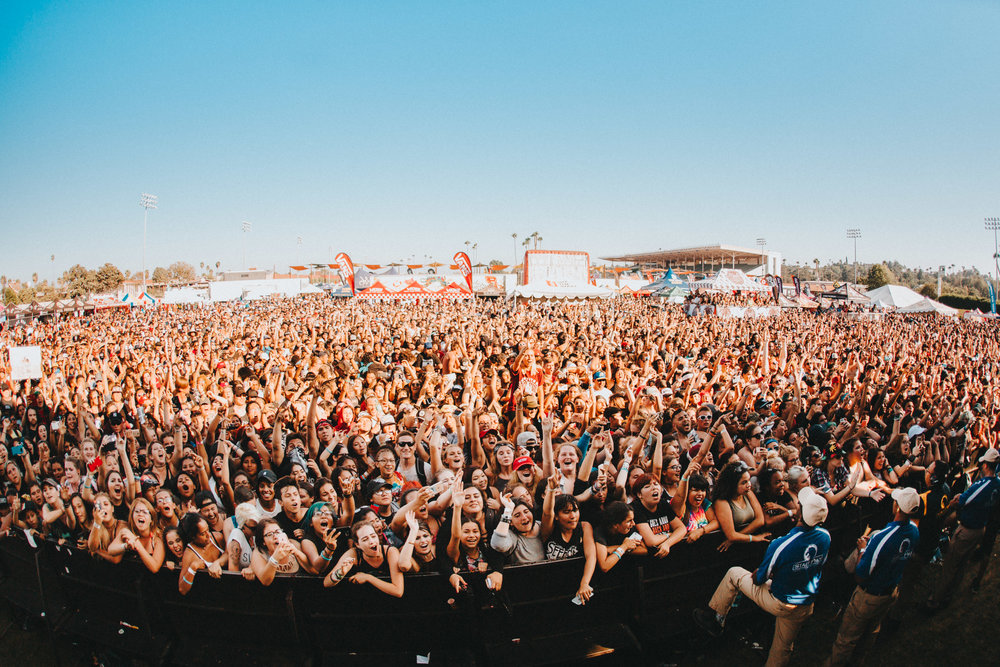 Vans Warped Tour // Los Angeles