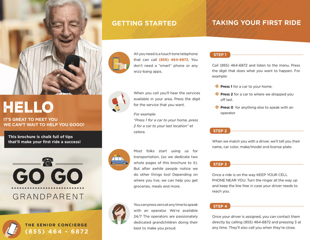 GoGoGrandparent's Digital Brochure