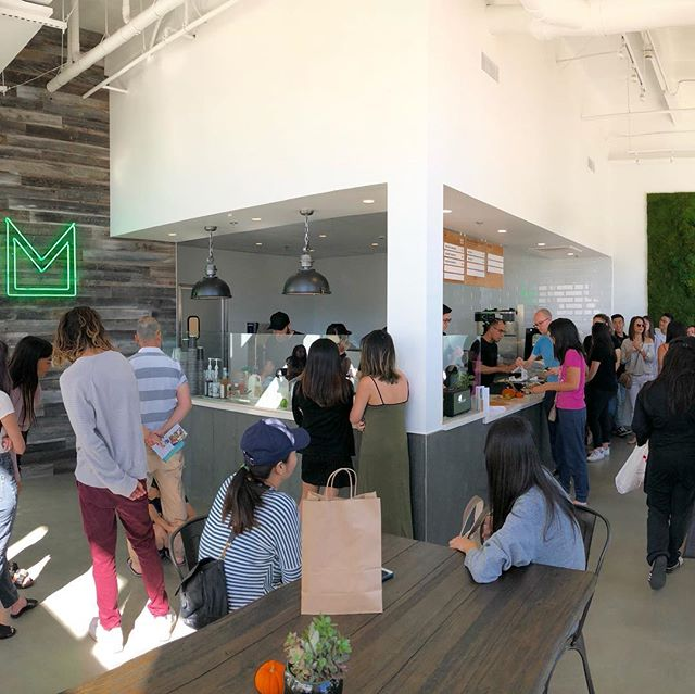 What an incredible Grand Opening day for our Old Town Pasadena location. Thank you to our incredible team for all of the whisking and swirling. Thank you to all who came and showed all the love. It was an honor to serve you.