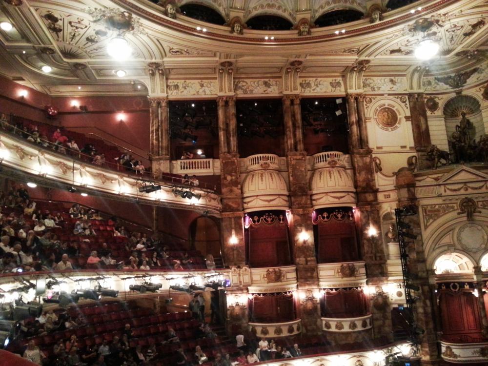 The Austrialian Ballet - Swan Lake at the London Coliseum