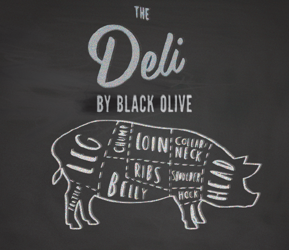 The Deli - by Black Olive™