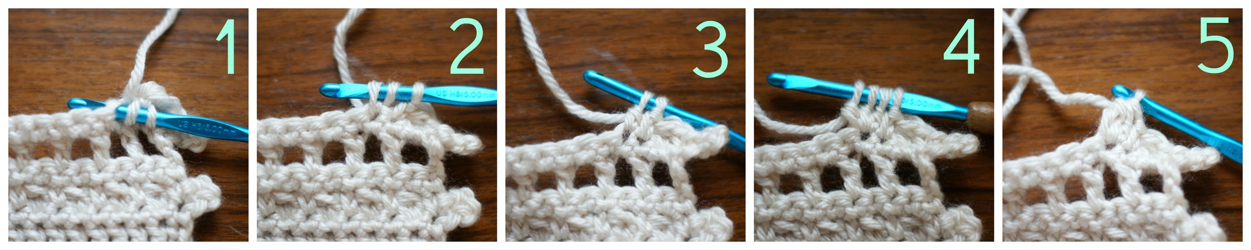 Bobble Stitch