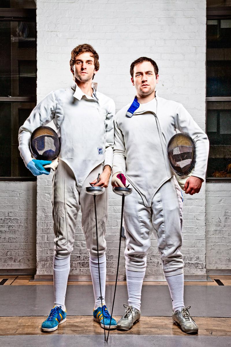 Swords / Lucas Kavner and Bradford Jordan