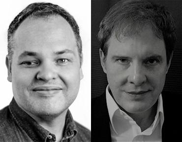Christian Brunner und David Williamson