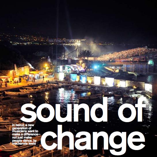 Nylon: Sound of Change