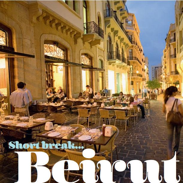 Conde Nast Traveller: Beirut
