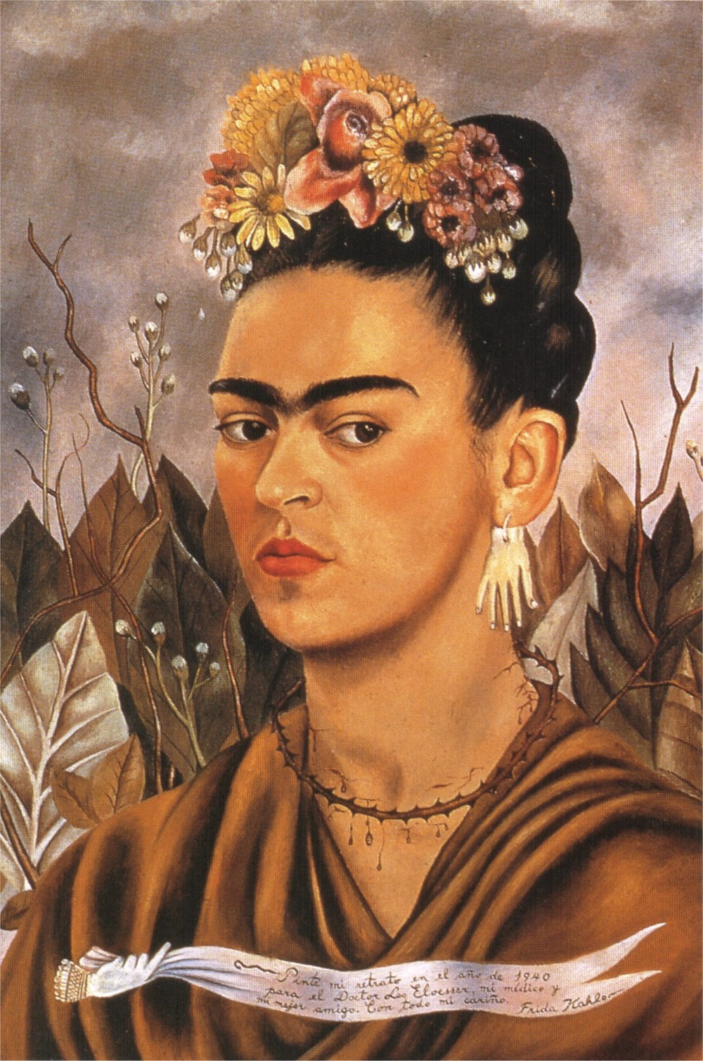 Dress the Part: Frida Kahlo