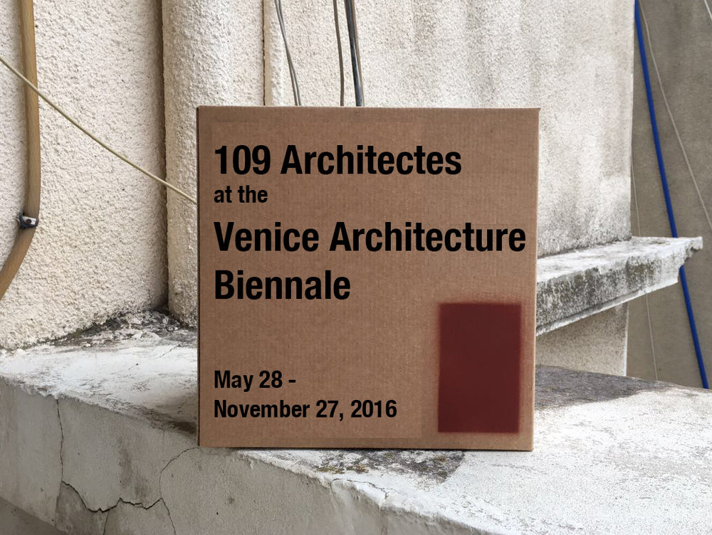 Biennale of Architecture exhibition copy