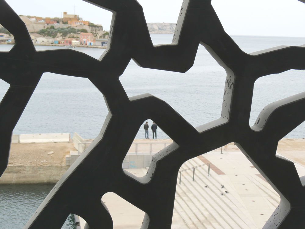 Mucem 7 Prom. Robert Laffont, 13002 Marseille