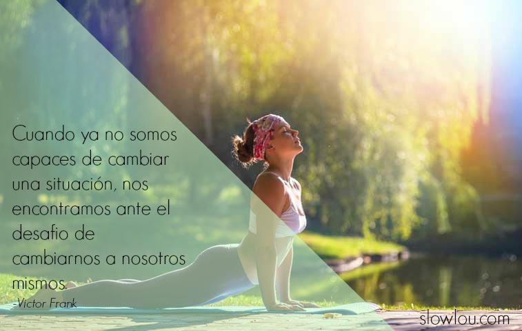 cambios yoga