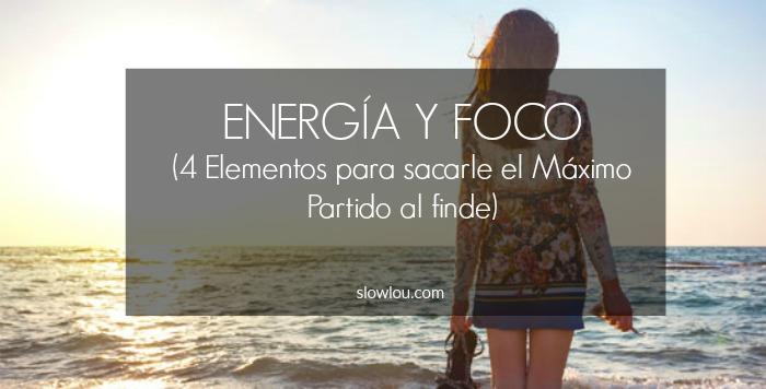 energia y foco