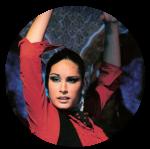 ►Olga Llorente primera bailarina de la compañía Rafael Amargo