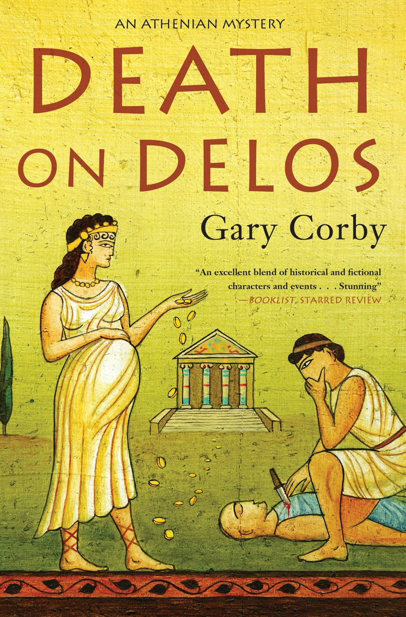 Corby combines an ingenious whodunit with convincing period detail. This humorous and educational ancient historical series gets better and better with each entry. - Publishers Weekly   Starred Review
