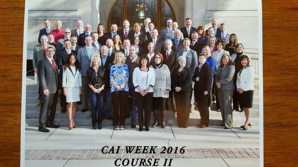 CAI CLASS 2017