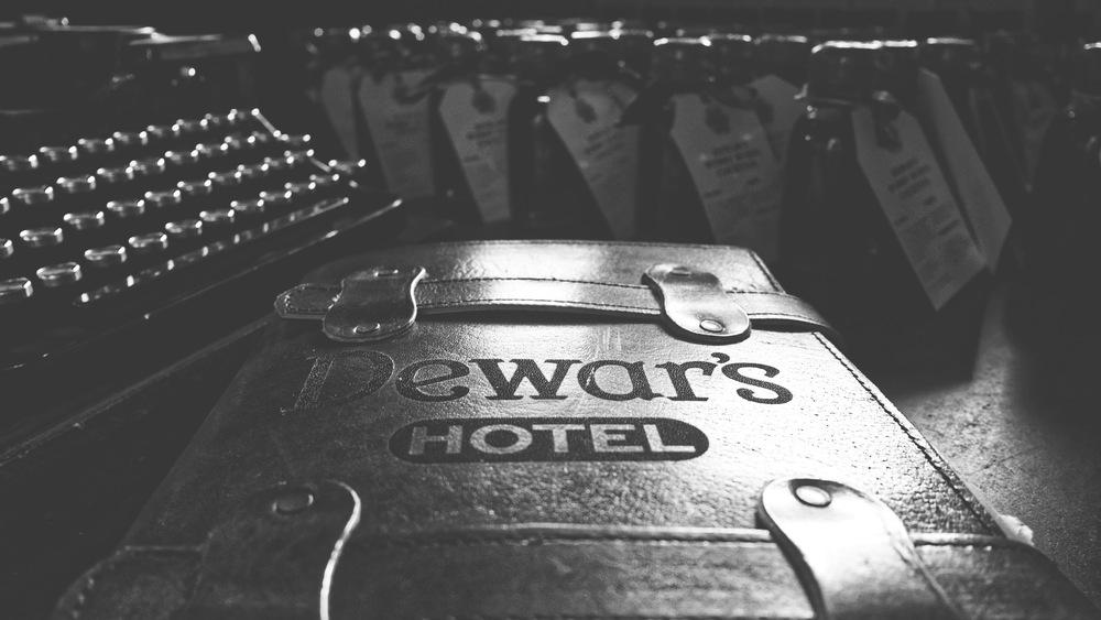 Client - Dewar's Project - Dewar's Hotel UK