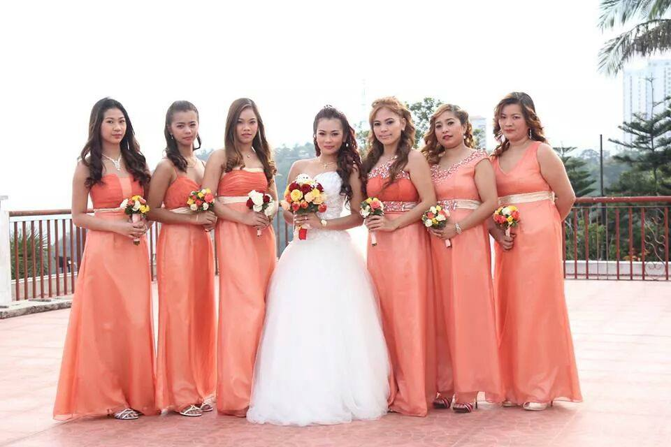 Bridal Entourage — Bridal Factory by Ysabelle
