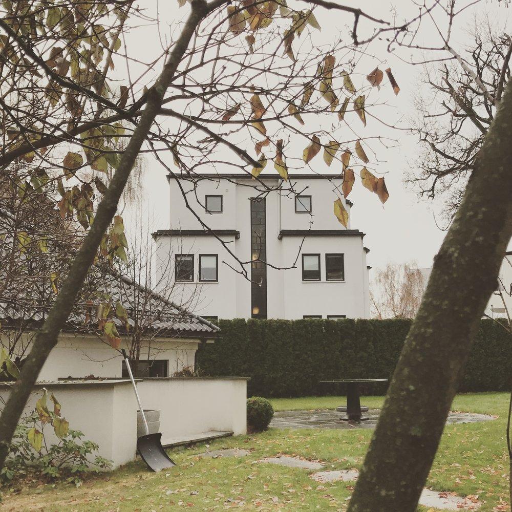 11/2016 - Befaring 🍂  - verneverdig   arkitektur  i  Oslo