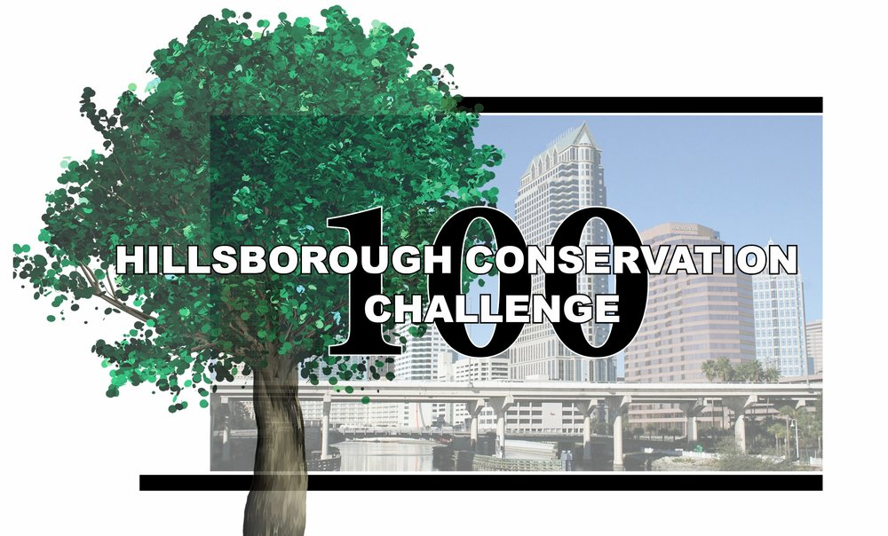 2018 Hillsborough 100 Conservation Challenge: April 21st - May 6th, 2018