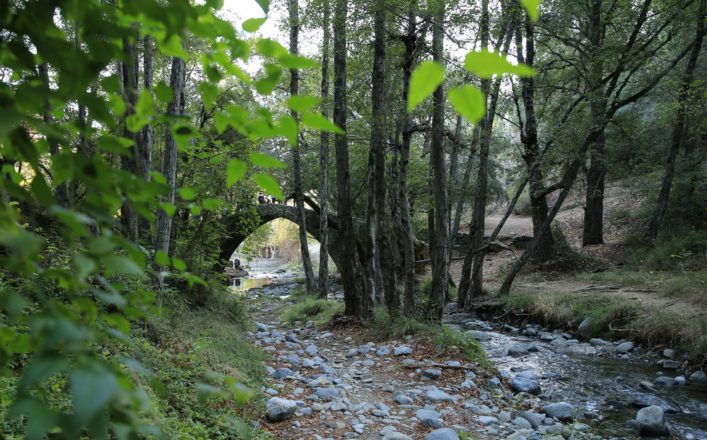 tzelefou bridge, Cyprus
