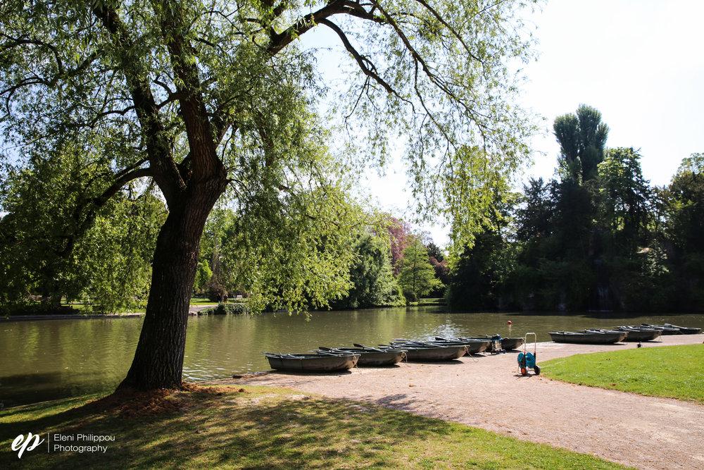 Parc de l'Orangerie, Alle de la Robertsau, Strasbourg