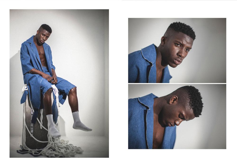 'Made in London', RabbitHole Fashion Director & Stylist
