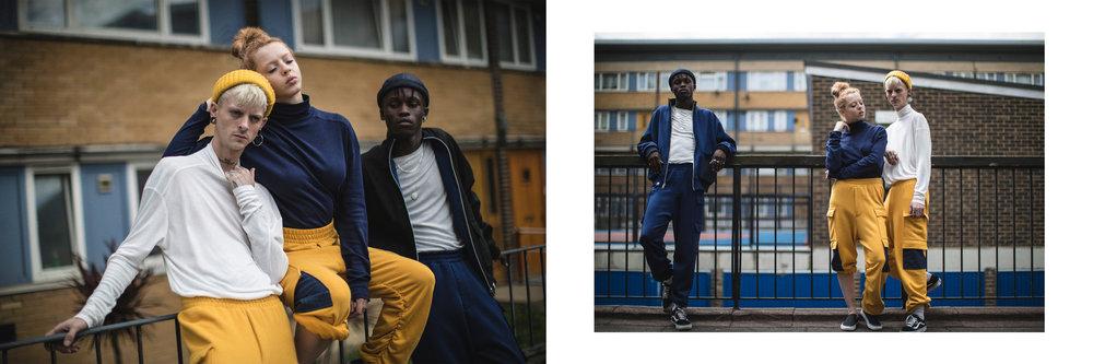 'Lookbook AW16' - Rabbithole Fashion Director & Stylist