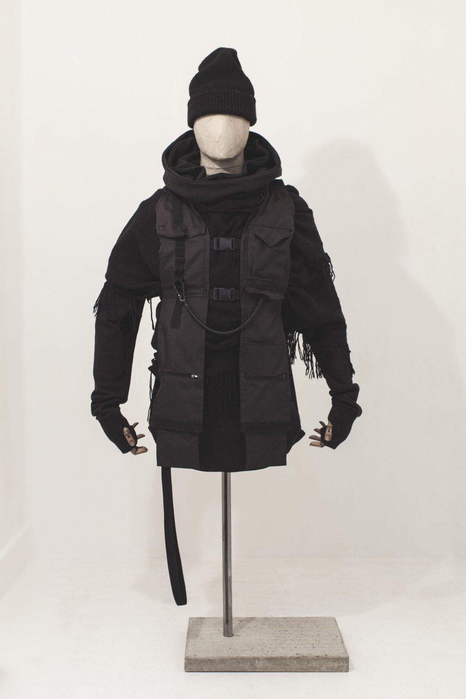 'Tactical Vest' Designer, Fashion Director & Stylist