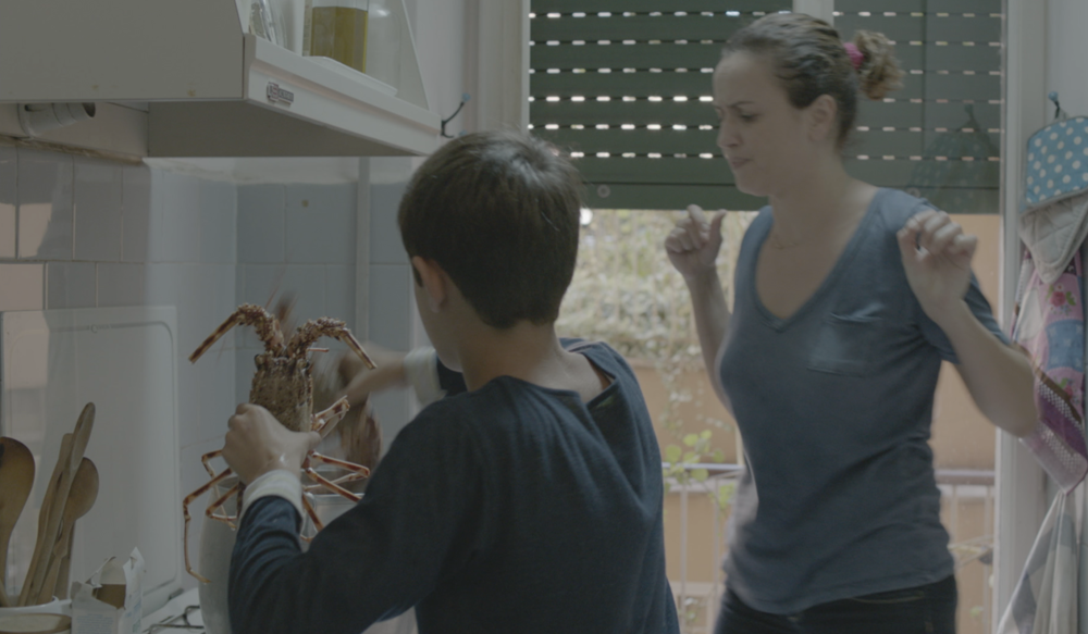 'Lobster Dinner' -Columbia University NY Junior Production Manager