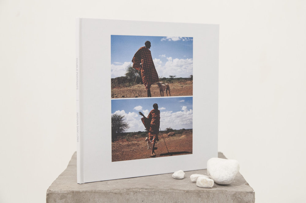 Double Portraits' - Nathan Sam Long Visual Merchandiser & Art Director