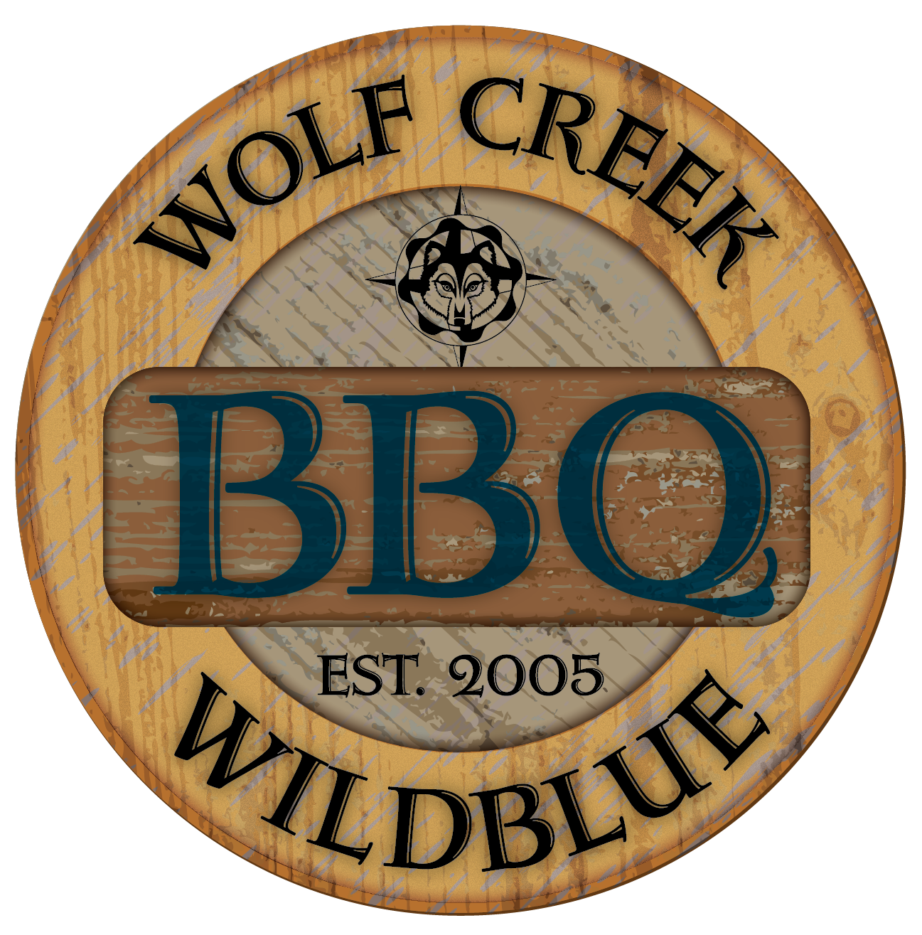 Wolf Creek WildBlue BBQ