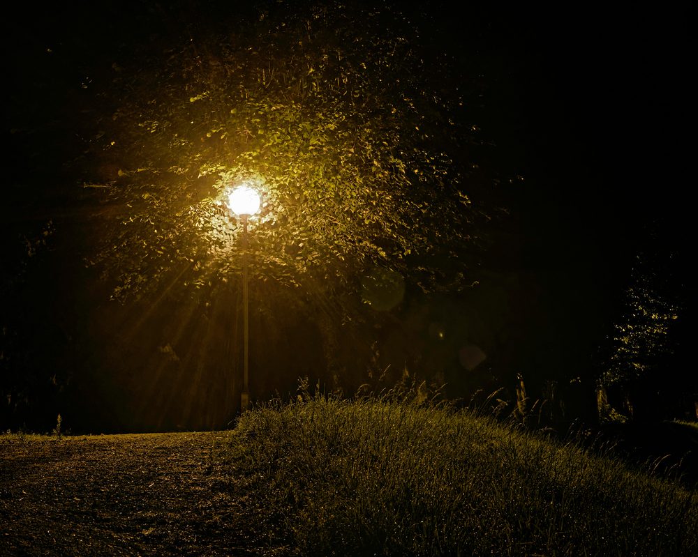 Night-Time Streetlight