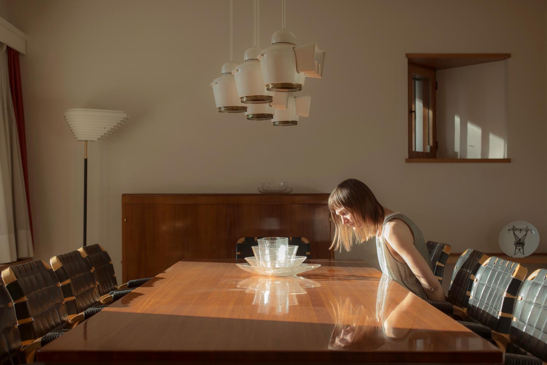 Salle De Bain Petite Fille ~ carre maison maison louis carr architecte alvar aalto stock photo
