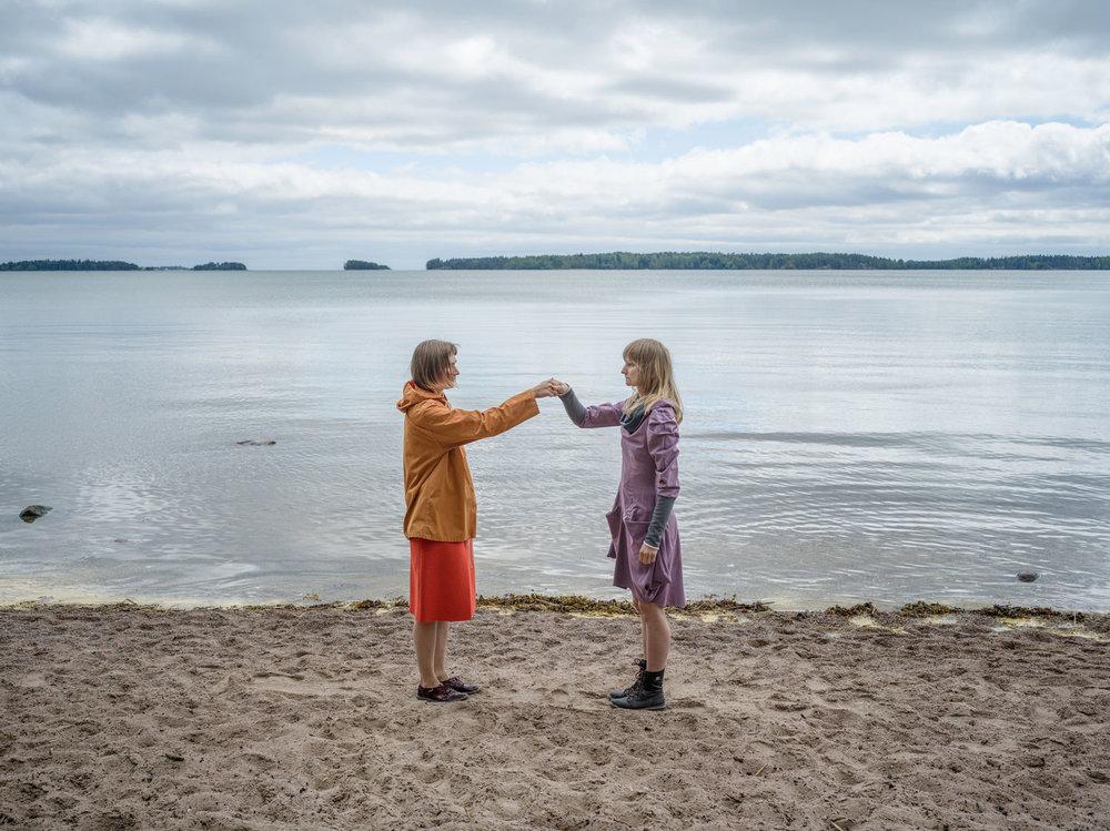 Three Dances: Hand-Shaking