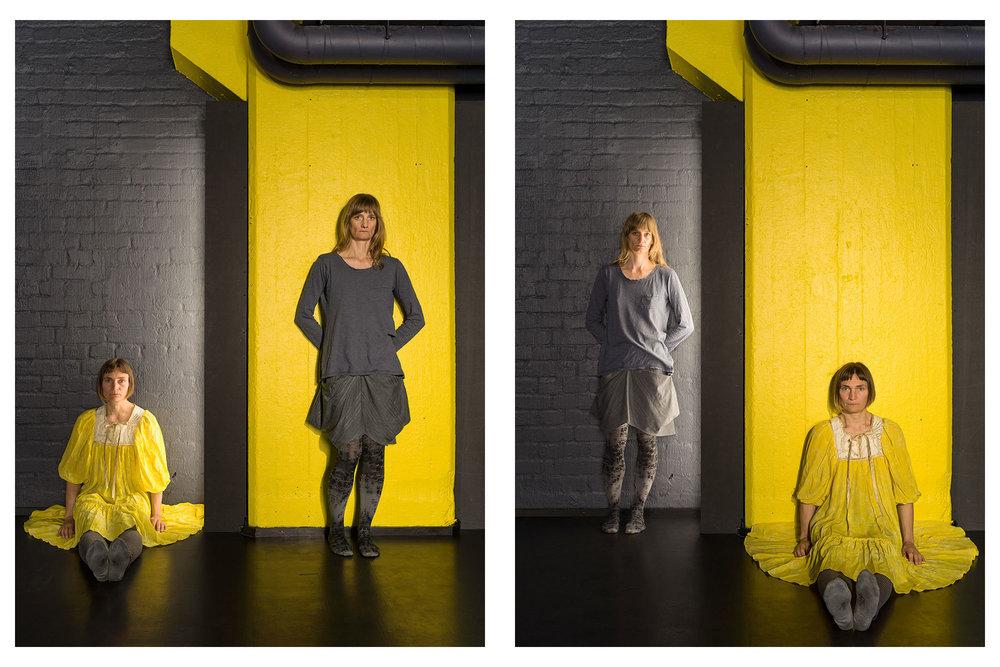 Binary Series (Yellow/Grey)